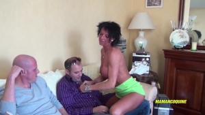 Miss Olympia fait du porno