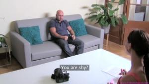 Neil passe un test pour un film porno