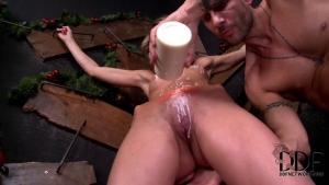 Gina torturee et sauvagement sodomie par un mec furieux
