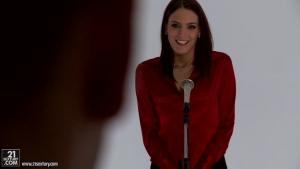 La belle artiste lyen parker sodomisée lors d'un casting
