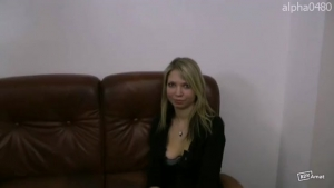 2632 shy french teen in her first porn