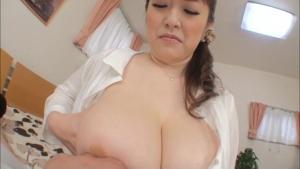 Hot mature girl Nami Horikawa huge boobs amateur action
