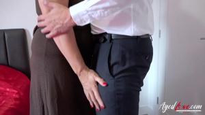 AgedLovE Camilla Crampie and Marc Kaye Hardcore sex video