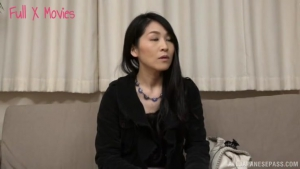 Ayumi Shinoda pleasures a schlong with a handjob at oc  nmp hot japanese milf sex h
