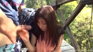 Beautiful Asian babe loves to be naughty outdoor at od  sora miyabe suzuka hot mature sex h