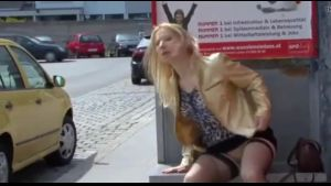 Bus Stop Peeee Xxx Stop Porn Video 17