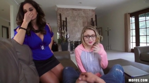 Busted Babysitters Kota Sky Ava Addams