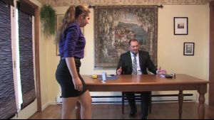 Confrontation with the Boss ee Xxx Boss HD Porn be