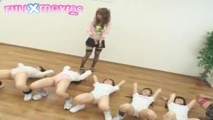 Girls All Students aka We Are Perverted Reggae Dancers