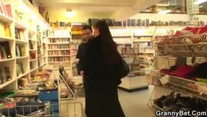 Granny BetBanging the BookwormPomelko SvobodovaPorn