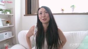Heyzo  Aya Shiina  Sex with My Husband Watching p