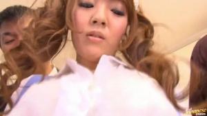 Hitomi Tanaka Japanese doll has big tits at  h