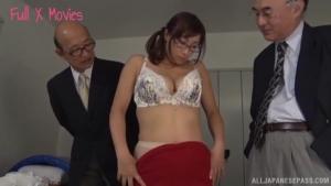 Horny Asian milf Miyabe Suzuka is also sex teacher at tr  nitr miyabe suzuka busty female teacher sex h