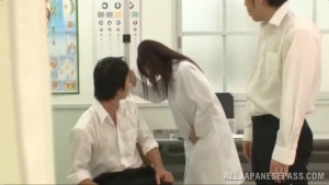 Horny Asian teacher Mashiro Yuuna gets shaved pussy poked and a tit fuck at tr  mds mashiro yuuna amazing teacher sex h