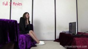 Japanese AV Model is a hot milf in amateur hardcore at  h