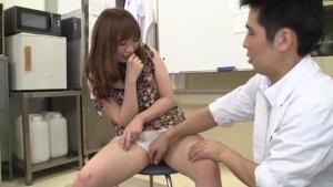 Japanese AV model is a hot milf in high heels at  h