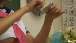 Kirara Asuka Sweet Asian teacher at  h