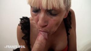 Shana  cougar nympho  baise avec son beau fils