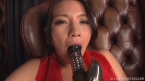 Mako Oda featured in a sleazy solo girl action at bt  jufd mako oda sweet breast girl sex h