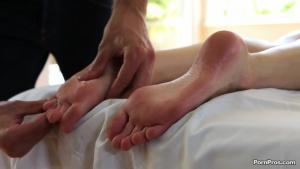 Massage Creep Emily Grey Frisky Fingers
