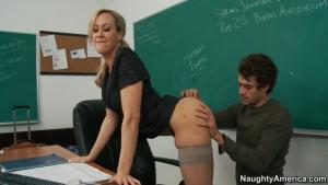 My teacher takes full advantage 6609967