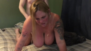 New Whore Fucked Everyday Trash Pussy for Banging Busting Lo
