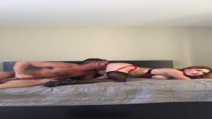 Onlyfan    Krissy Lynn   Morning Bedroom Fuck