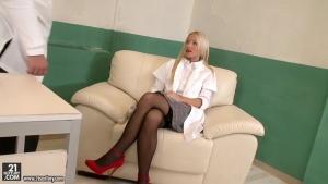 Kiara lord veut à tout prix se faire le docteur