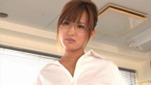 Rio Fujisaki Lovely Japanese teacher at  h