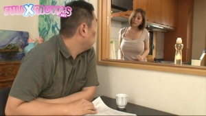 Ruri Saijo Hey Your Father is Just in the Next Room JAV