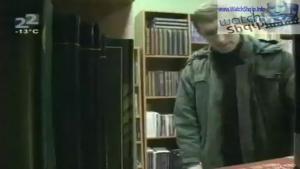 Caméra cachée avec une bibliothécaire coquine