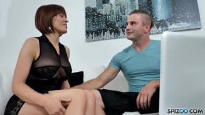 Spizoo    Krissy Lynn And Savana Styles Stepsister Teaches Sex XXX SD