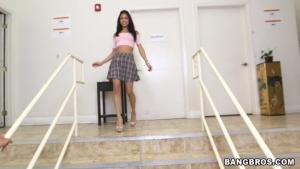 Veronica Rodriguez Blowjob
