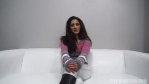 Radeva s'éclate durant son casting porno