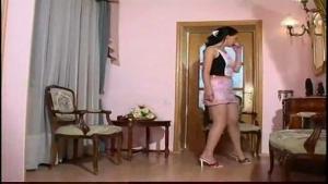 Indienne en manque d'affection se fait troncher