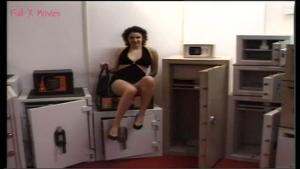 Emilie Exhibitioniste salon herotique de berlin