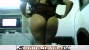 Joli cul sexy d'arabe