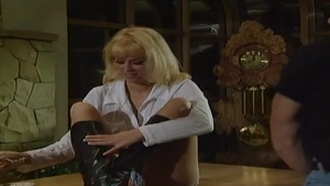 Jenna jameson felicia avalent le sperme chaud