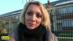 Karina 29 ans pionne dans un lycee Une video Jacquie et Michel TV2