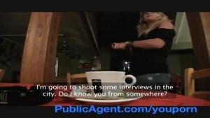 PublicAgent Blonde cafe waitress fucks in the toilets Free Porn Videos YouPorn 20 20PublicAgent 20Bl