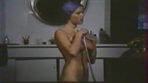 Vidéo à l'ancienne avec la célébrité francaise Brigitte Lahaie