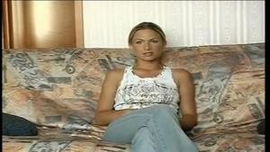 Casting d'Iris une belle star de porno française