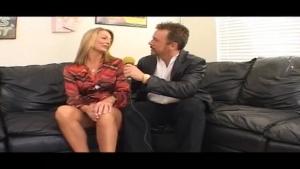 Brenda James accorde un petit extra pour cloturer l'interview
