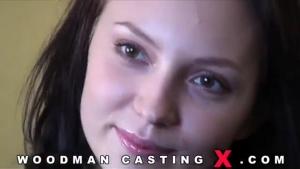 Casting d'une russe magnifique par Pierre Woodman