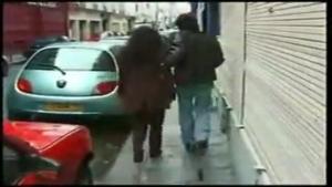 Petite arabe dans un casting porno