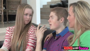 Mom Madison Chandler fun to fondle