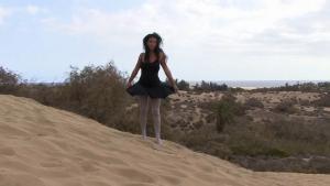 Tightsdunes lady eve tights dunes nylon fetish