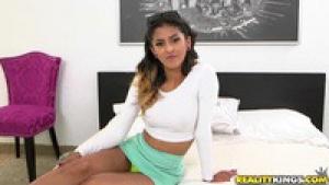 Sexy leone hot latina chick fucked at the hotel