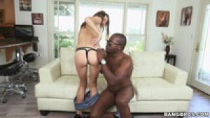 Shiloh Sharada Anal Pounding With A Monster Cock