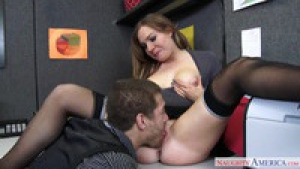 Tiff Bannister Naughty Office